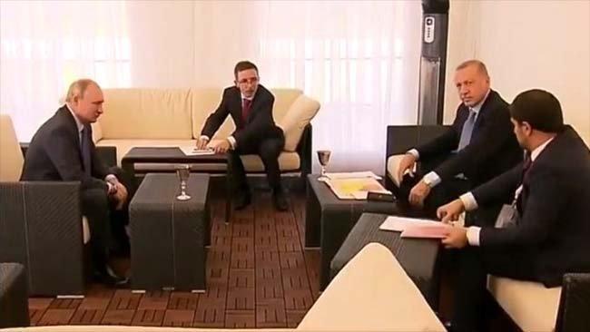 Rusya - Türkiye anlaşması İngiliz basınında geniş yer buldu