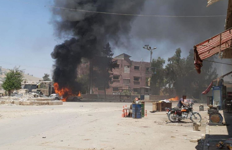 Serekaniye ve Gire Spî'de SMO'ya şiddetli saldırı