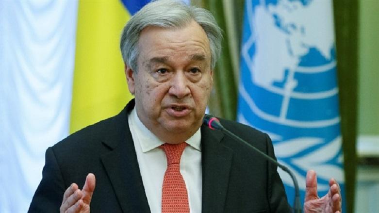 Guterres: Rojava ile ilgili son aşamayı konuşmalıyız