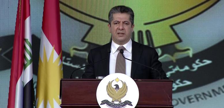 Başbakan Mesrur Barzani'den önemli açıklamalar