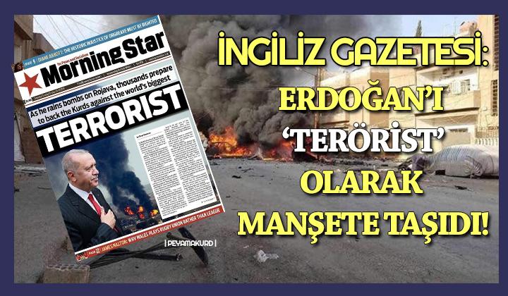 Erdoğan'a sert eleştiriler: Savaş suçlusu ve cihatçıların müttefiki!