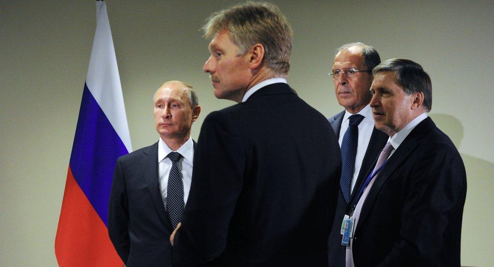 Rusya'dan NATO'ya yönelik endişe belirten açıklama
