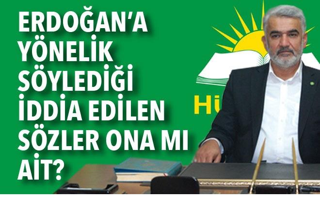 Zekeriya Yapıcıoğlu Rojava ve 'O sözlere' ilişkin konuştu