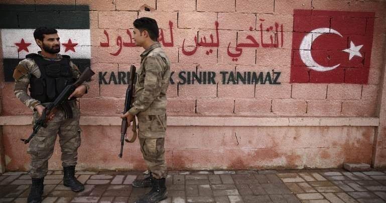 Serekaniye'de Kürtlere zorla 'o kağıtları' imzalattırıyorlar!