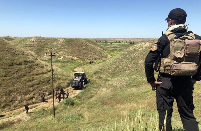 IŞİD, Kerkük'te polis ekiplerine saldırdı