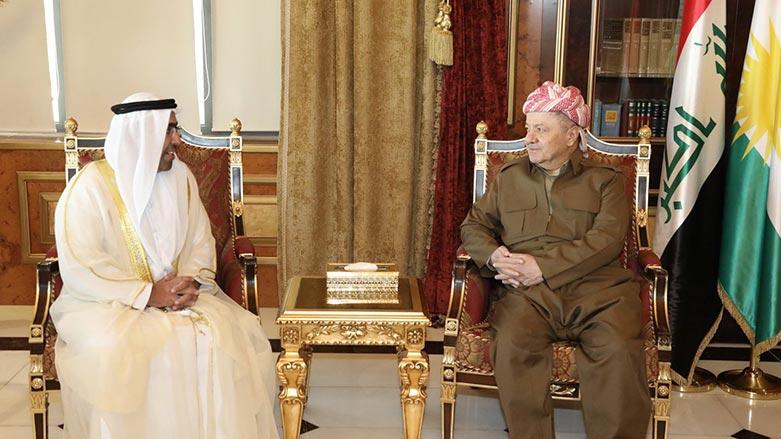 Birleşik Arap Emirlikleri'nden Erbil'e: Devam edeceğiz
