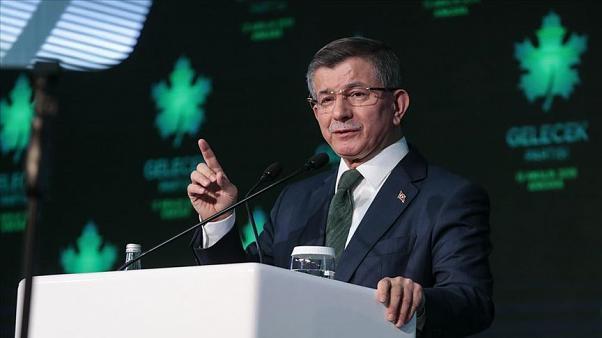 Davutoğlu, HDP ve Demirtaş'a ilişkin konuştu