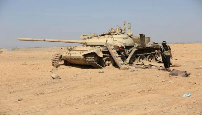 DSG, Türk destekli gruplar ile çatıştı: Tankları imha edildi