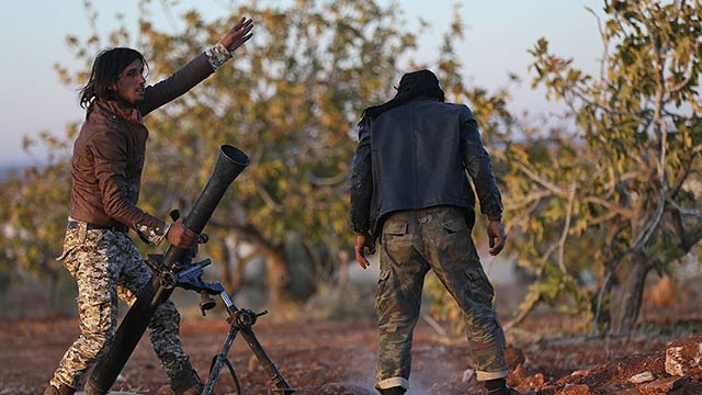 IŞİD, İran destekli Filistinli militanlara saldırdı: 3 ölü 10 yaralı