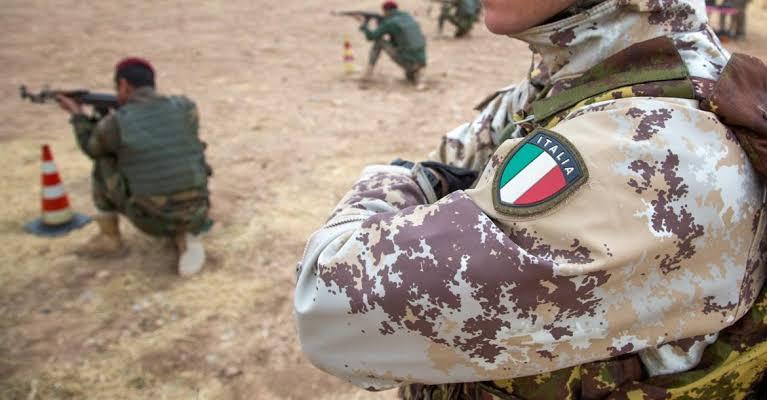 İtalya: Türkiye'ye karşı Rojava'ya güç yollamaya hazırız
