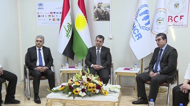 Başbakan Rojava Kürtlerini ziyaret etti ve çağrıda bulundu