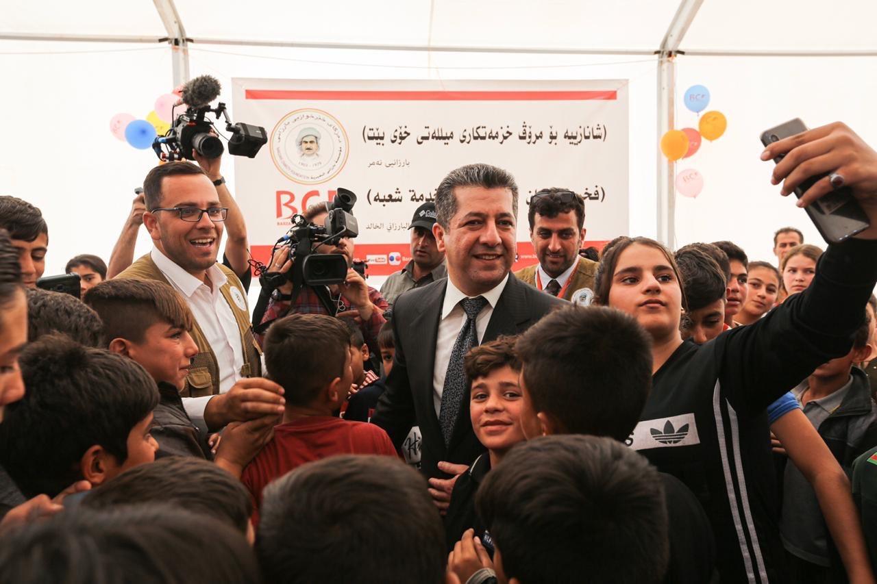 Başbakandan anlamlı video: Kürt halkıyla gurur duyuyorum