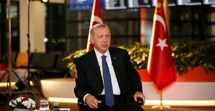"""Rojava   Erdoğan: """"Petrolü satalım, müteahhitliğini yapalım dedik"""""""