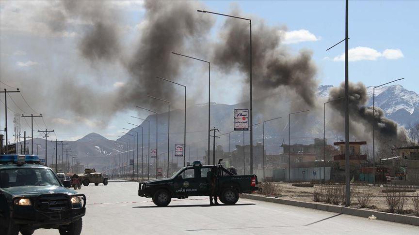 Taliban'dan karakol saldırısı: 10 Asker hayatını kaybetti