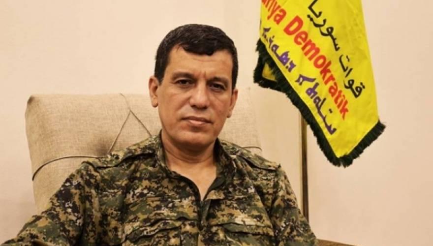 Mazlum Abdi 'den Kürdistan'a teşekkür
