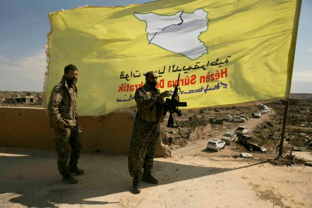 Rusya'dan DSG ve rejim ordusu açıklaması