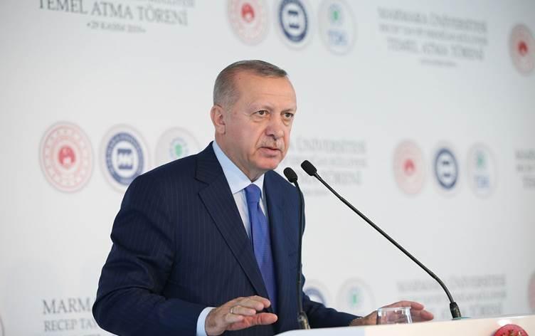 Erdoğan'dan Macron'a: Kendi beyin ölümünü kotrol et
