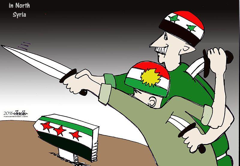 Kürt güçler: Esad hala dersini almamış