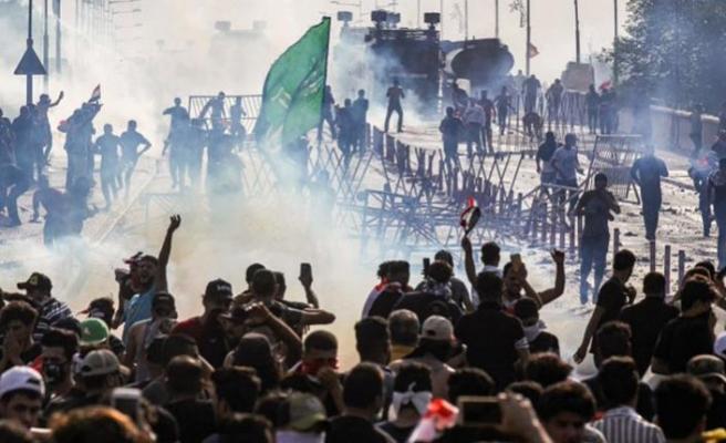 BM ve AB'den Irak'a uyarı: Şiddeti durdurun...