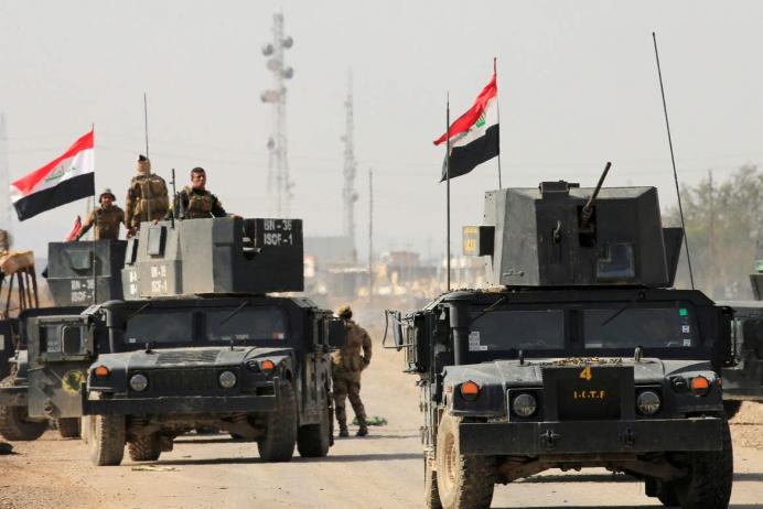 Kürdistan | Kerkük'te IŞİD'e ait 7 sığınak imha edildi