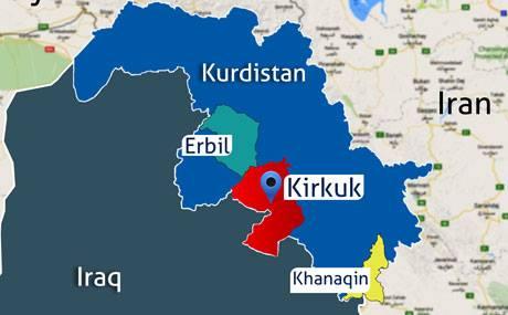 Irak Mahkemesi Kürtlerin talebini haklı buldu