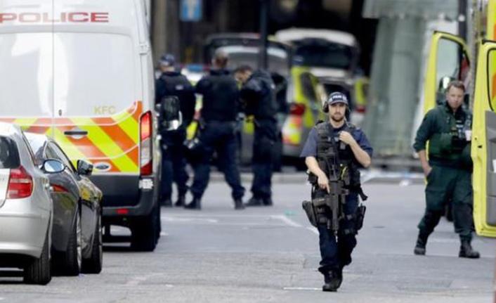 İngiltere - Londra'daki saldırıyı terör örgütü IŞİD üstlendi
