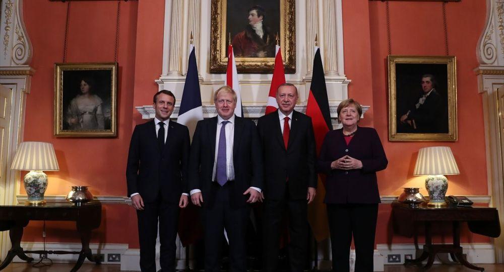 Suriye konulu zirveye ilişkin İngiltere ve Fransa'dan açıklama