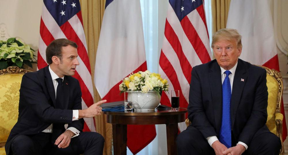 Macron'dan Türkiye'ye S-400 tepkisi: Rusya'yı tercih etti