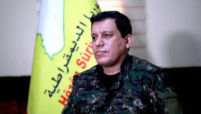 Mazlum Kobani'den 'O ülkeye' teşekkür mesajı