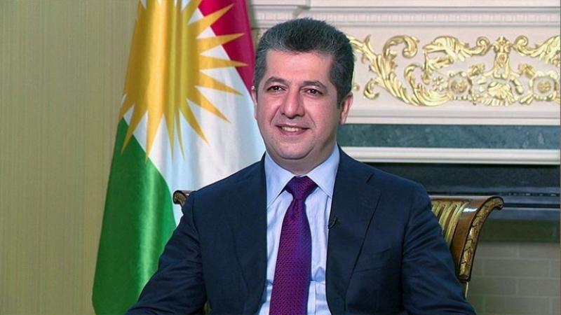 Başbakan Mesrur Barzani'den yeni yıl mesajı