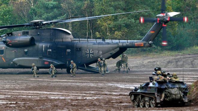 Almanya'dan NATO'ya ilişkin karar