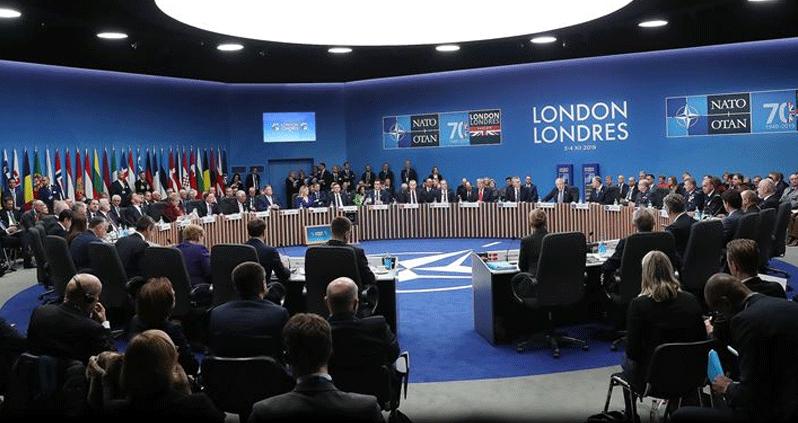 NATO'nun Londra Deklarasyonu yayımlandı