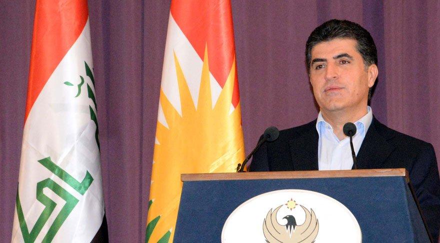 Barzani'den KYB'nin 4'üncü kongresine ilişkin açıklama