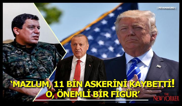 """""""ABD - Türkiye bölünmesi, Mazlum Kobani konusunda kendini gösteriyor"""""""