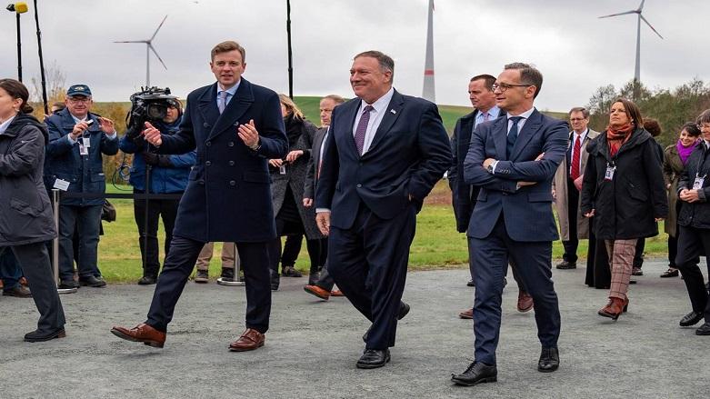 Pompeo: Avrupa, Kürtlere destek olmalı...