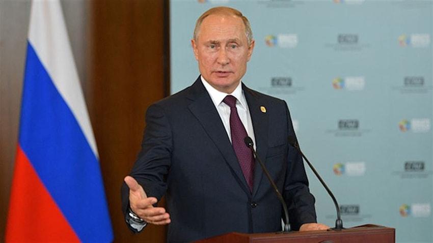Putin'den NATO'ya ilişkin sert açıklama