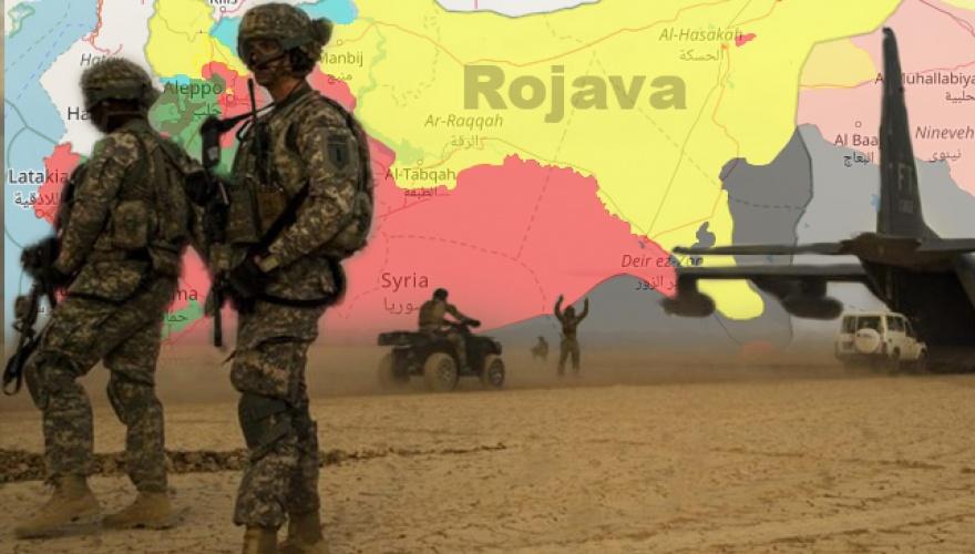"""ABD: """"Rojava'daki savaş suçlarına seyirci kalmayacağız"""""""
