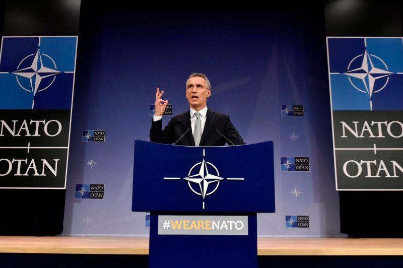 NATO'dan Macron'a 'beyin ölümü gerçekleşti' ifadesine tepki