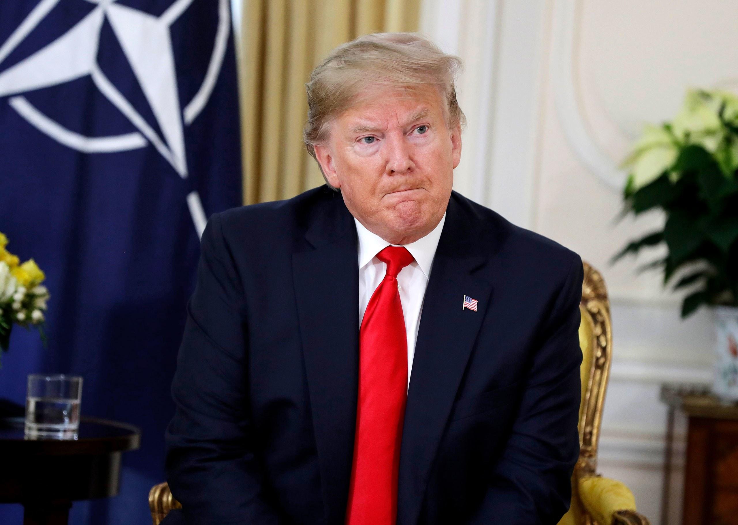 Donald Trump'tan açıklama: Uzlaşmaya vardık