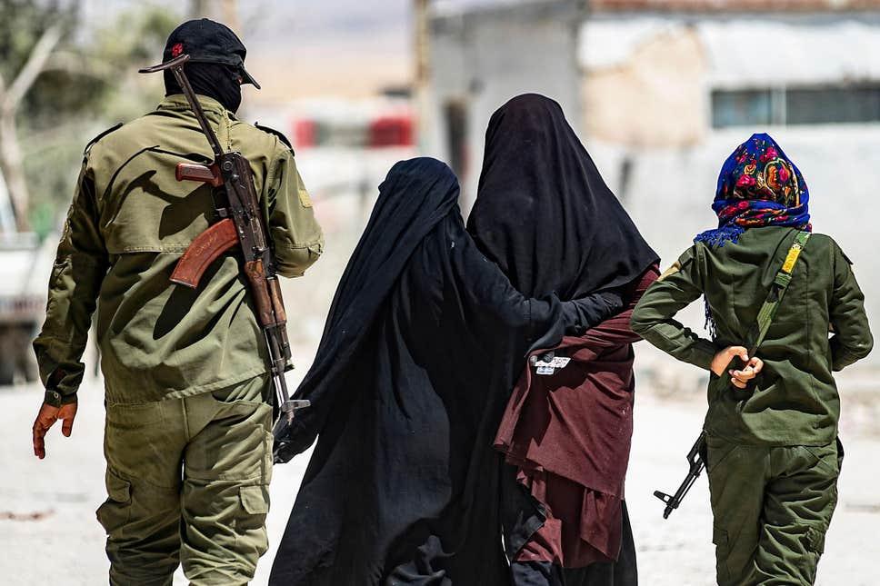 Türkiye'nin Rojava hareketi sonrası IŞİD faaliyete geçti, toparlanıyorlar!