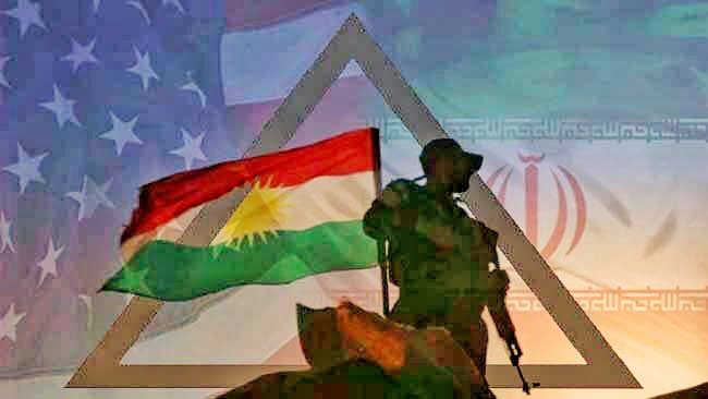 ABD'den 10 maddelik İranla yüzleşme önerisi: Kürdistan Bölgesi ve DSG'de var!