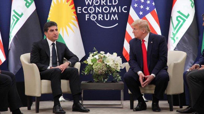 Neçirvan Barzani, ABD'ye davet edildi