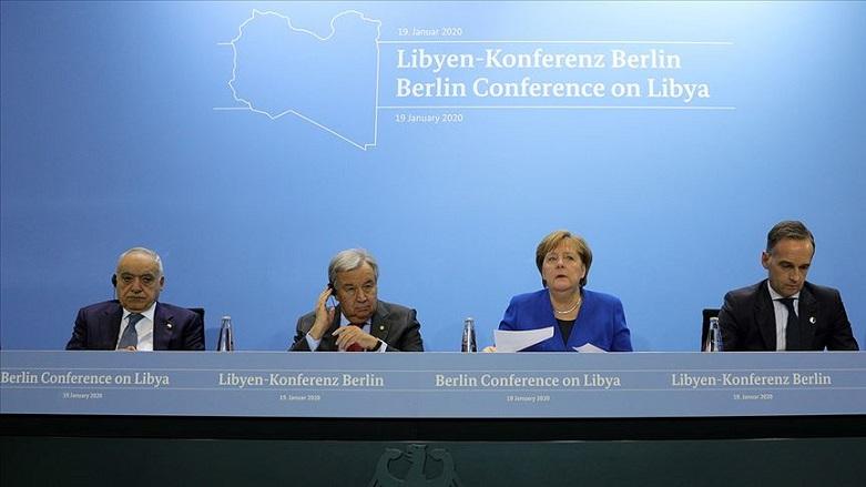 """Berlin   Libya Konferansı tamamlandı: """"Anlaşmaya varıldı"""""""