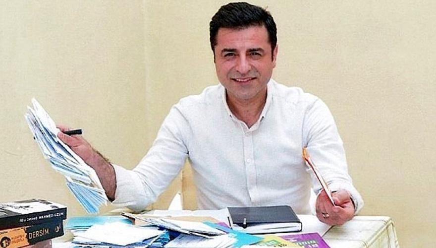 Demirtaş'ın parti üyeliği düşürüldü iddiası!