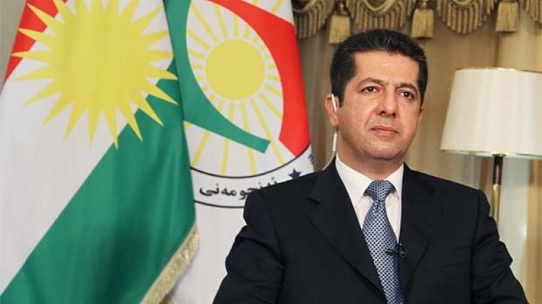 Başbakan Barzani, Avrupa basınına önemli açıklamarda bulundu