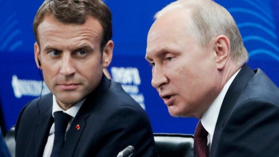Kremlin: Putin ve Macron, Süleymani'nin öldürülmesini ele aldı