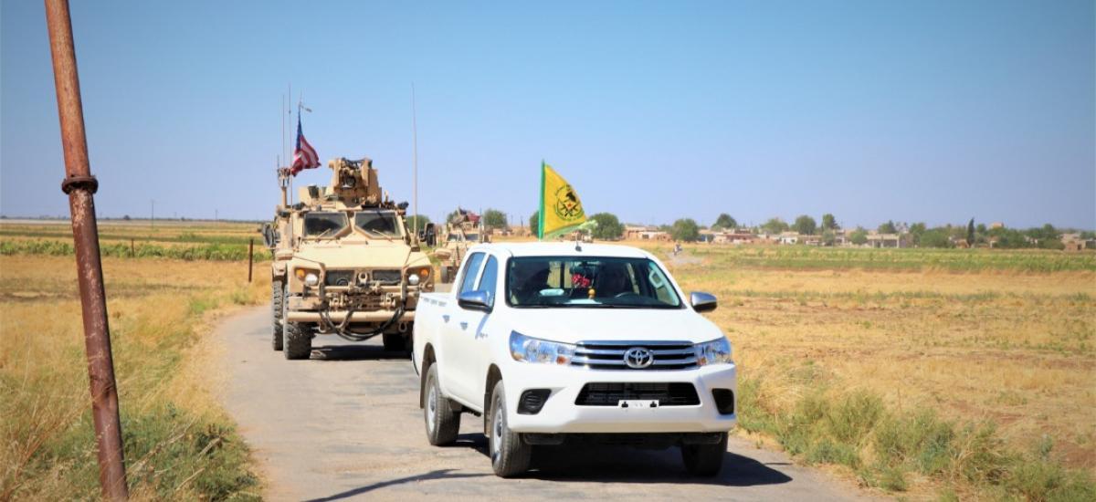 Türkiye'nin ABD'den 'YPG' isteği