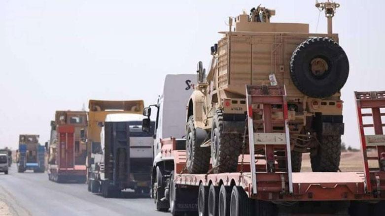 Amerika 100 tır askeri teçhizat gönderdi