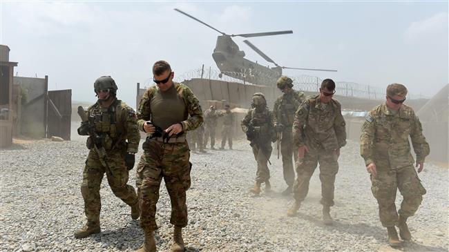 """Taliban'dan açıklama: """"ABD askeri uçağını düşürdük"""""""