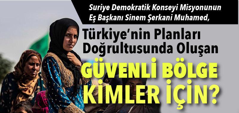 Birçok Kürt vatansızdır: Biz satın alınacak, satılacak değiliz!